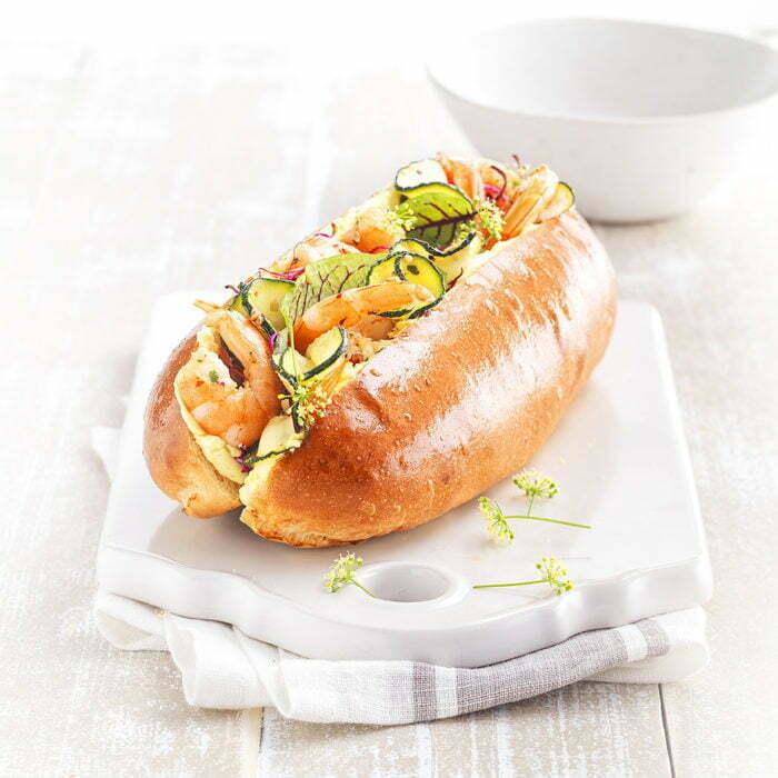 hot dog buns l'Angelus